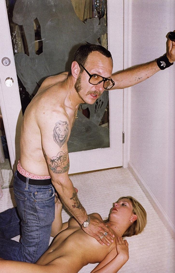 Terry Richardson is an Inspiration to Idolize Magazine ...